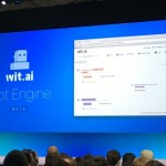 Facebookがチャットボットのプラットフォームを発表
