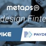 メタップス、EC決済のペイデザインを28.8億円で買収